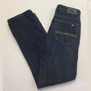 Boys Buffalo Straight Leg Jeans, Size 16